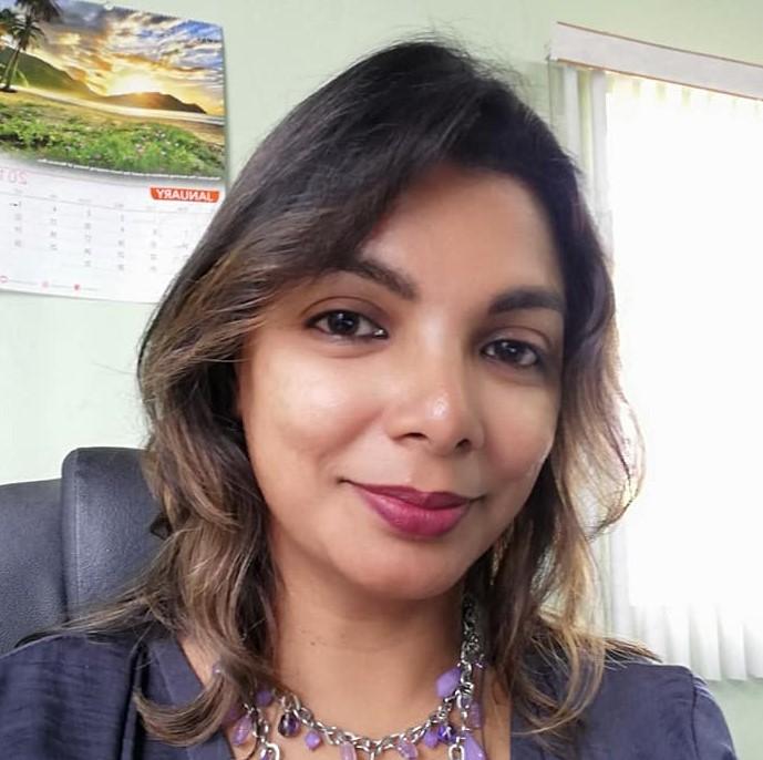 Ms. Sarika Maharaj