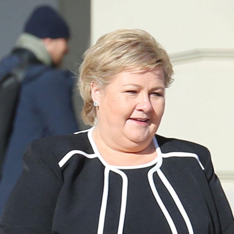 Erna-Solberg