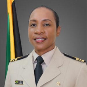 Cdr. Judy-Ann Neil