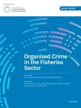 Organised Crime Fisheries Sector